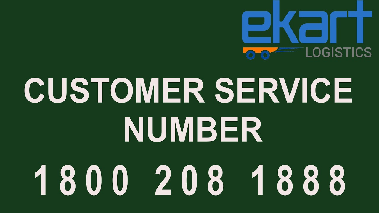 Ekart Customer Care And Toll Free Number Email ID - All India Customer Care